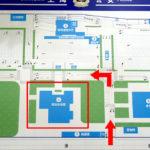 上海免許更新コース見取り図